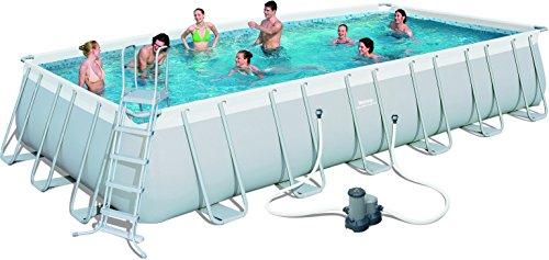 Bestway Frame Pool Power Steel Set 732x366x132 cm
