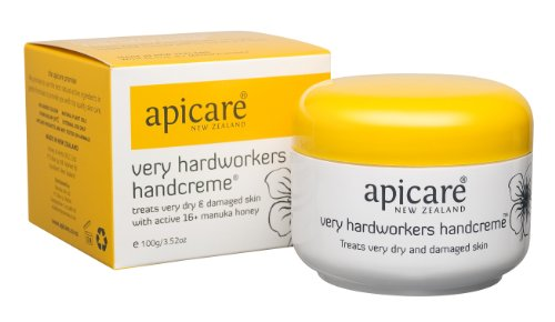 Apicare Very Hardworkers Handcreme 100g (japan import)