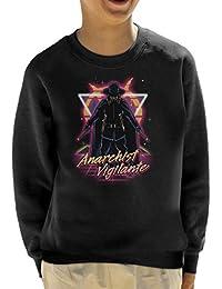 V For Vendetta Anarchist Vigilante Kid s Sweatshirt bb81bcb41c9a