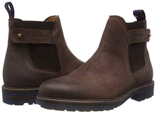 GANT Nobel, Men's Ankle Boots 5
