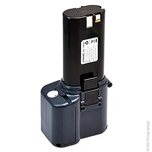 NX - Batterie visseuse, perceuse, perforateur, ... 9.6V 1.5Ah - P9.6 ; A13 ; 325100 ; 2000