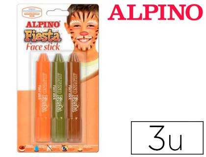Alpino DL000051 – Set de maquillaje