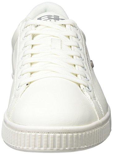 British Knights Herren Duke Sneaker Weiß (White/Cognac)