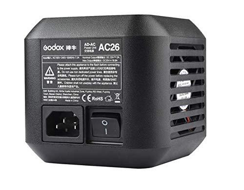 Godox AC26 AC Power Unit for AD600 Pro