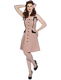 Banned–Retro vestido vintage Dusty–Vestido Rosa