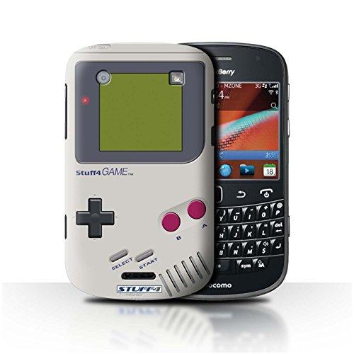 Stuff4® Hülle/Hülle für BlackBerry Bold 9900 / Nintendo Game Boy Muster/Spielkonsolen Kollektion -