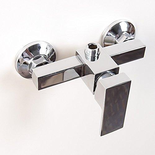 Mischbatterie Duscharmatur Wannenarmatur für Bad und Dusche (Mischer01)
