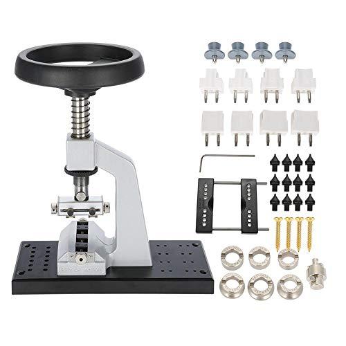 Apriscatole per orologi, kit per attrezzi di riparazione per orologeria di supporto