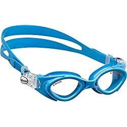 Cressi Crab Gafas, Azul Claro, Uni