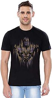 The Souled Store Avengers Endgame: Supreme Titan Unisex Cotton Graphic T-Shirt