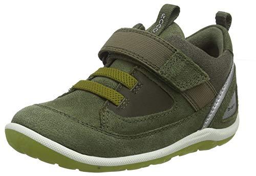 ECCO Baby Jungen Biom Mini Sneaker, Grün (Grape Leaf 1076), 21 EU