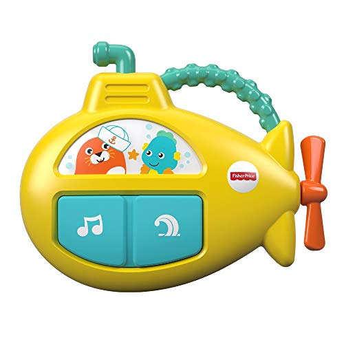 Fisher Price On-The-Go Musical Submarine