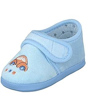 Omnia-Baby Babyschuhe Lauflernschuhe Kinderschuhe, Samt