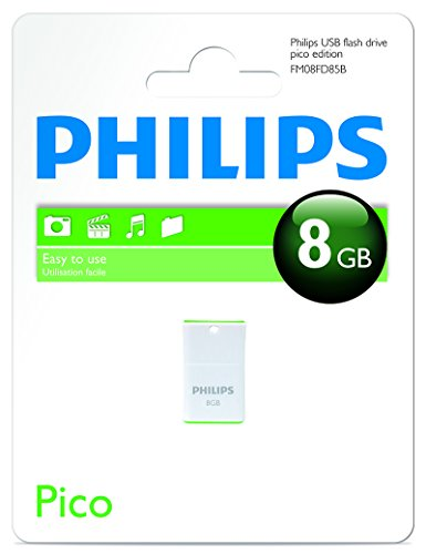 Philips FM08FD85B/10 Pico Issue 8GB Speicherstick USB 2.0 grün