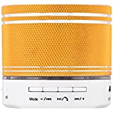 TopePop Mini Bluetooth Speaker Stereo Sound Wireless Speaker Handsfree Call With Microphone For Android Cellphones Huawei P9 P8 P7 Google Nexus 5 6 Orange
