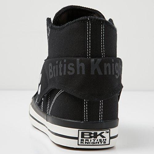 British Knights Damen Roco High-Top Schwarz