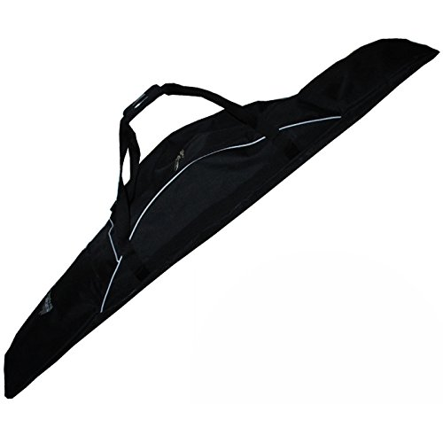 Cox Swain Snowboard Bag Snowboardtasche - Großes Volumen!, Colour: Black, Size: 160cm (Snowboard Jacke Große)