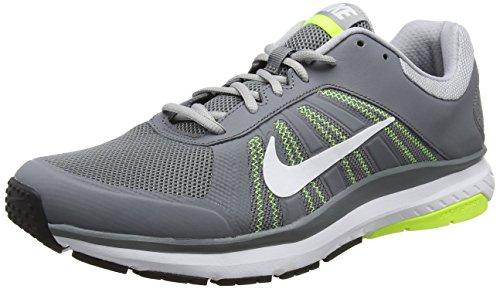Nike Dart 12 - Scarpe Running Uomo, Grigio (Cool Grey/White Wolf Grey Volt), 43 EU