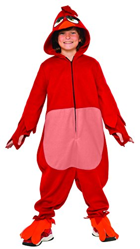 Rubie's Costume Kids Angry Birds Movie Costume, Red, Small by Rubie's Costume Co