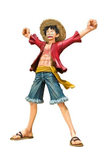 One Piece: Monkey D. Luffy Figuarts Zero Figure (New World Ver.) [Toy] (japan import) 1
