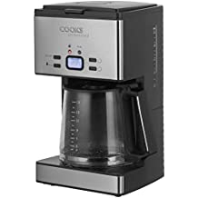 Electric Digital Filter Coffee Machine 15 Cup Capacity with 24 Hour Timer, 1000w
