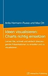 Ideen visualisieren: Charts richtig einsetzen: Lernen Sie, schnell und einfach überzeugende Präsentationen zu erstellen und zu visualisieren.