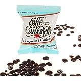 Caffè Carbonelli Decaffeinato - Confezione da 100 Capsule – Compatibile Lavazza Espresso Point®
