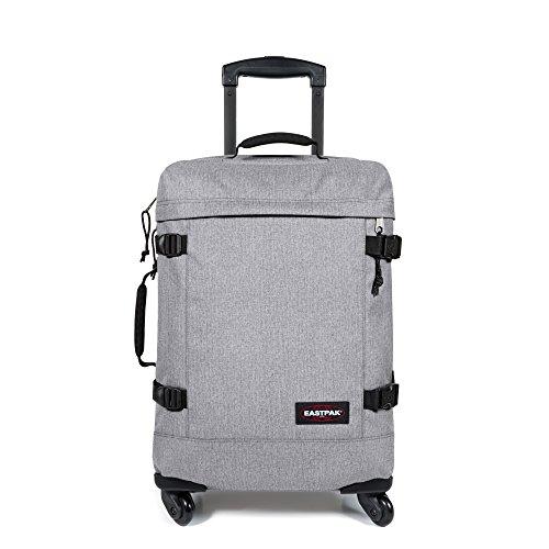 Eastpak Trans4 S Koffer, 54 cm, 44 L, Bonded Blue Sunday Grey