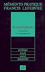 Associations : Fondation, Congrégations