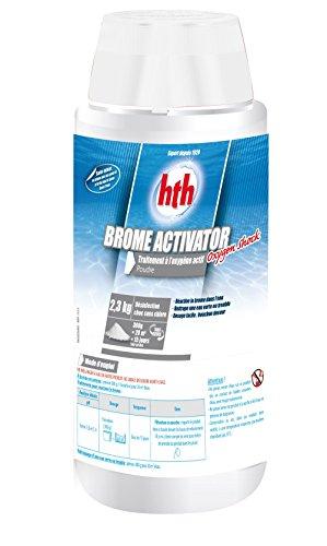 HTH - Oxygene Actif Shock En Poudre
