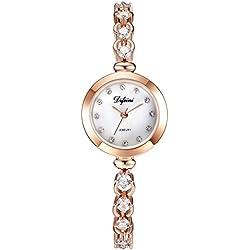 Ladies fashion Bracelet Watch/ simple waterproof watch/Analog quartz watch-A