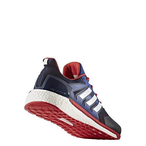adidas - Supernova St M, Scarpe sportive Uomo Vari colori (Maruni/Ftwbla/Escarl)