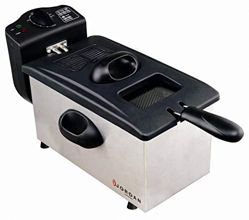 Friggitrice elettrica professionale 2000W 3Lt. cestello estraibile Jordan DF300A