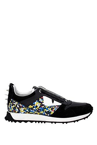 sneakers-fendi-homme-cuir-noir-et-multicouleur-7e09356a2f01r4-noir-45eu