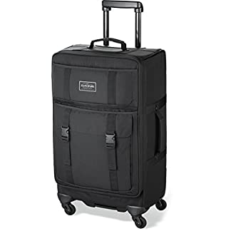 Dakine Hombre Viaje guardaequipaje landsurfer Roller, Black, 71 x 39 x 25 cm, 65 litros, 08300170