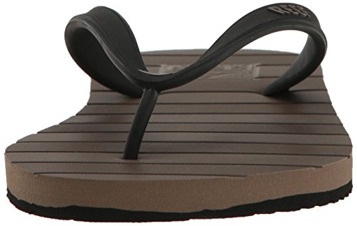 Reef Herren Switchfoot Tan/Black Zehentrenner Tan/Black