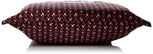 Kipling Damen New Hiphurray Tote, 4x44.5x1 cm Mehrfarbig (Pink Chevron)