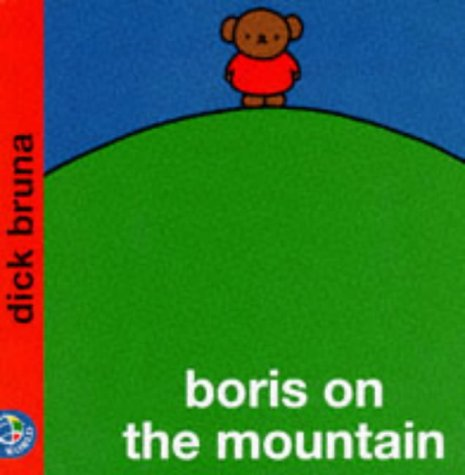 Boris on the mountain