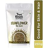 True Elements Raw Sunflower Seeds, 250gm