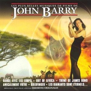 """Afficher """"Les plus belles musiques de films de John Barry"""""""