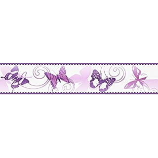 A.S. Creation 9012-24 Collection Only Borders 9, Multi-Colour, 5,00m x 0,10m
