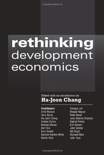 Download Pdf Books Rethinking Development Economics Anthem
