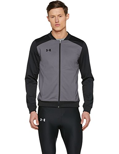Under Armour Challenger II Track Jacket Parte Superior del Calentamiento, Hombre, Graphite (040), 2XL