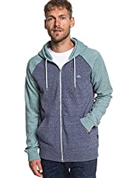 Quiksilver Everyday Top, Hombre, Medieval Blue Stormy Sea, M
