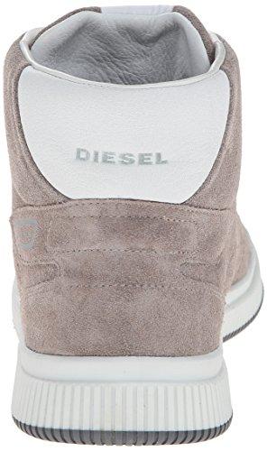 Diesel Sprawl, Sneakers Stringate Uomo Taupe