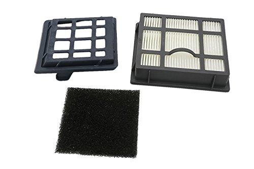 Kit de Filtros (Filtro HEPA, Filtro de espuma, Filtro con marco) para las aspiradoras AEG,...