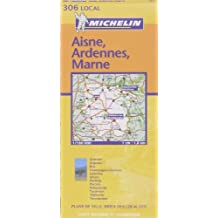 Carte routière : Aisne - Ardennes - Marne, N° 11306
