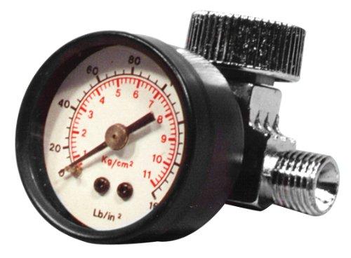 Astro Pneumatic Tool Astro WS11 Luftregler mit Messgerät (Astro-pneumatic Regulator)