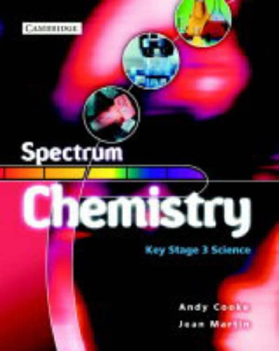 Spectrum Chemistry Class Book (Spectrum Key Stage 3 Science)