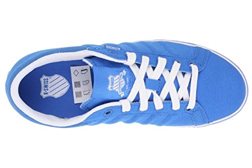 K-Swiss HOF IV T VNZ 93015-836-M, Sneaker donna blu - blu